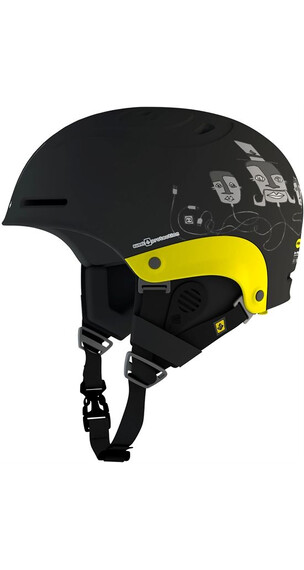 Sweet Protection Blaster Kids MIPS Helmet Dirt Black